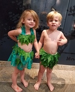 Adam & Eve Homemade Costume