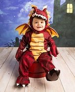 Adorable Dragon Baby Costume