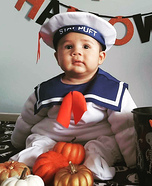 Adorable Stay Puft Costume