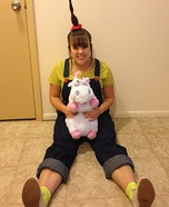 Despicable Me Agnes Costume