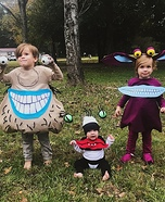 Ahh Real Monsters! Homemade Costume