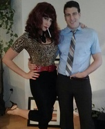 Married with Children Al and Peg Bundy Costume