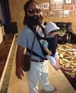Alan from The Hangover Homemade Costume