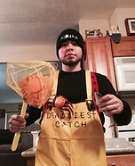 Alaska Deadliest Catch Homemade Costume