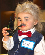 Albert Einstein Costume