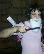 Albus DumbleDora the Explorer Costume