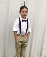 Alfalfa Homemade Costume