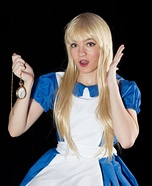 Alice Homemade Costume