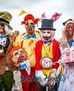 Alice in Zombieland Homemade Costume