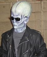 Men's Homemade Alien Costume