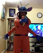Alien Stitch Costume