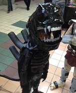 Alien vs Predator Homemade Costumes