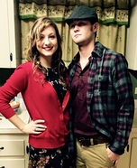 Allie & Noah from The Notebook Homemade Costume