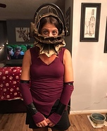 Amanda Young Reverse Bear Trap Homemade Costume