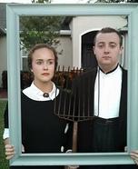 American Gothic Homemade Costume