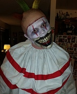 American Horror Story Twisty the Clown Homemade Costume