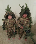American Sniper Team Boys Halloween Costume