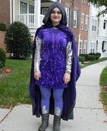 Amethyst Geode Homemade Costume