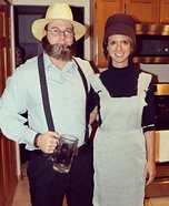 Amish Gone Wild Homemade Costume