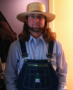 Amish Guy Costume