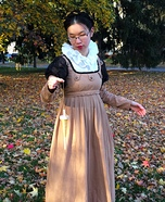 An Autumn Regency Fairy Tale Homemade Costume
