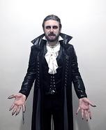 Ancient Vampire Homemade Costume