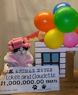 Animal Clearing House Sweepstakes Homemade Costume