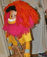 Children's Animal from the Muppets Costume