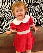 Annie Homemade Costume
