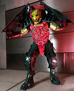 Annihilus the Living Death that Walks Homemade Costume