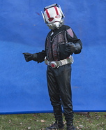 Ant Man Homemade Costume