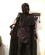 Apocalypse Survivor Homemade Costume