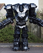 Apocalyptic Exo Suit Homemade Costume