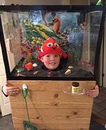Aquarium Homemade Costume