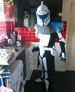 ARC Captain Rex Homemade Costume
