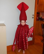 Architeuthis Homemade Costume