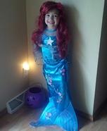 Girl's Ariel Costume
