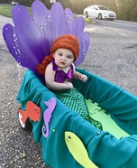 Ariel Homemade Costume