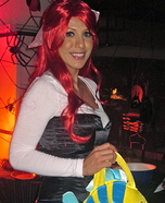 Ariel the Little Mermaid Halloween Costume
