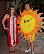 Arizona Heat Homemade Costume