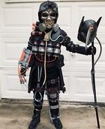 Arkham Asylum Scarecrow Homemade Costume
