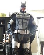 Arkham Origins Batman Homemade Costume