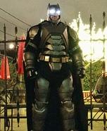 Armored Batman Homemade Costume