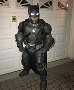 Armoured Batman Homemade Costume