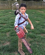 Ash vs The Army of Darkness Homemade Costume