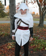 Assassin Homemade Costume