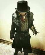 Assassin's Creed Syndicate Jacob Frye Homemade Costume