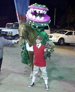 Little Shop of Horrors Audrey 2 Costume
