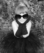 Girl's Audrey Hepburn Costume