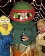 Audrey II from Little Shop of Horrors Costume DIY
